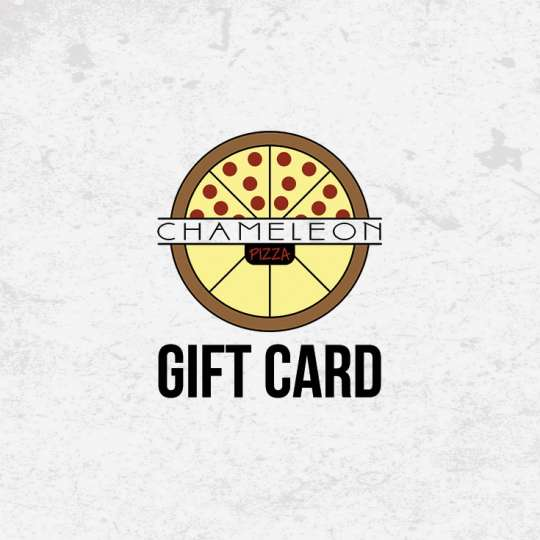 Gift certificate valid for all food purchases on our restaurant's website